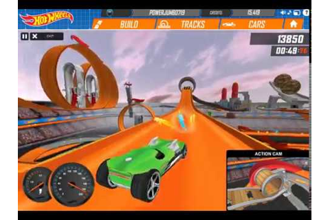 HOT WHEELS TRACK BUILDER GAME HW Ballistik / HW Twin Mill ...