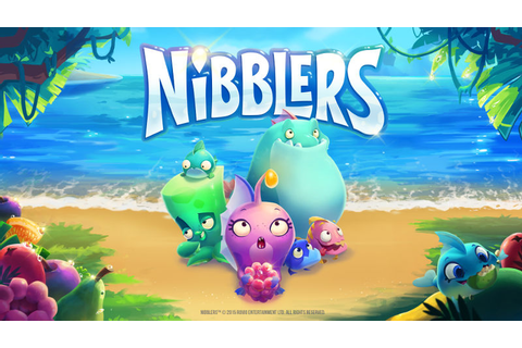 Rovio releases Nibblers puzzle game for Android, iPhone ...