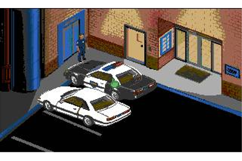 Police Quest 3: The Kindred Download (1992 Amiga Game)