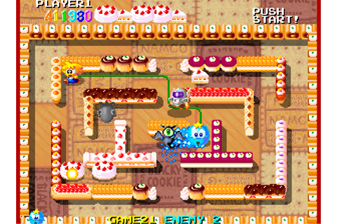 Play Tinkle Pit (Japan) Online MAME Game Rom - Arcade Emulation - User ...