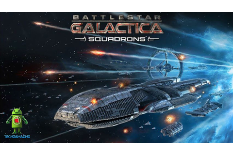 Battlestar Galactica Squadrons iOS / Android Gameplay ...
