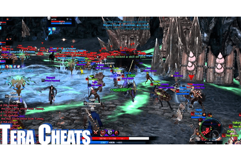 Tera Online Cheats, Bots, Hacks, Dupes and other Exploits