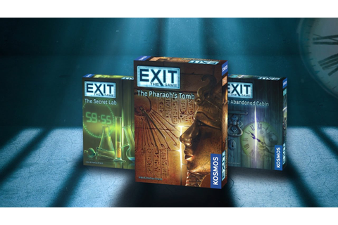 Dale Yu: Spoiler-Free Review of the EXIT series from ...