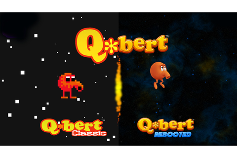 Qbert Rebooted (by Sideline Amusements) - Touch Arcade