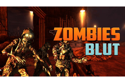 ZOMBIE BLUT ★ Call of Duty Zombies (Zombie Games) - YouTube
