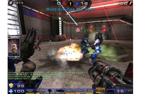 Unreal Tournament 2004 file extensions