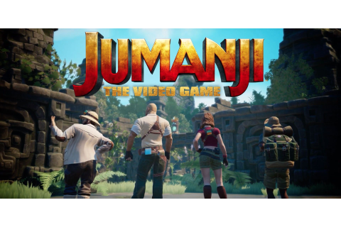 Jumanji: The Video Game is Coming in November | ScreenRant