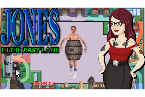 Jones in the Fast Lane - PushingUpRoses - YouTube