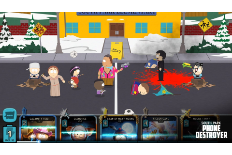 South Park: Phone Destroyer – Become part of the iconic ...