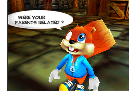 Play Conker's Bad Fur Day Online N64 Game Rom - Nintendo ...