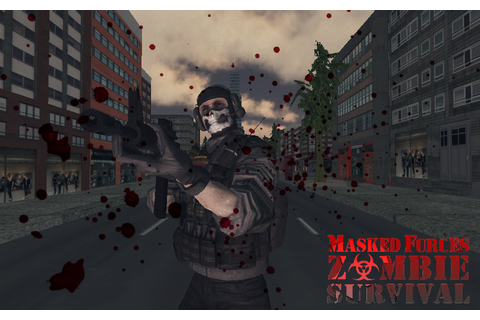 Masked Forces: Zombie Survival - Players - Forum - Y8 Games