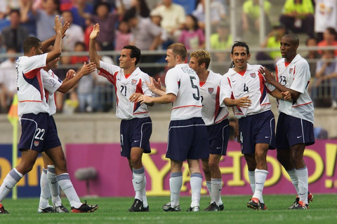 2002 U.S. Team Recalls Victory Against Portugal | Only A Game