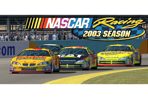 NASCAR Racing 2003 Season Free Download FULL PC Game