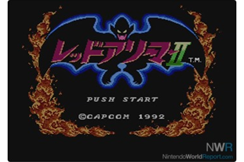 Gargoyle's Quest II: The Demon Darkness - Game - Nintendo ...