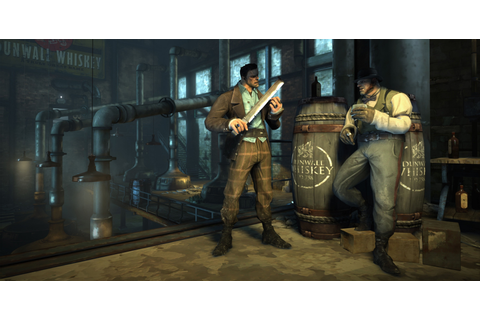 [Video Game Review]: Dishonored | The Geek Clinic
