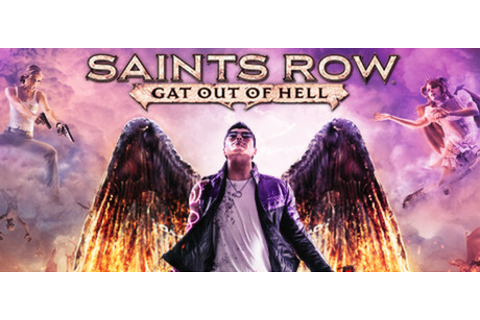 Saints Row: Gat out of Hell on Steam