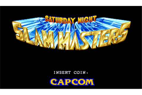 Saturday Night Slam Masters Details - LaunchBox Games Database