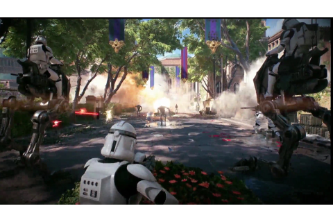 Arrived, the Star Wars: Battlefront 2 multiplayer trailer ...