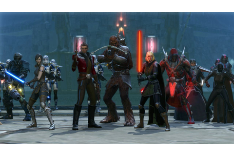 Star Wars: The Old Republic deserves a second chance | Polygon