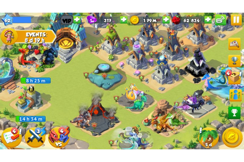 Dragon Mania Legends Revisited – Updates add Shadow and ...