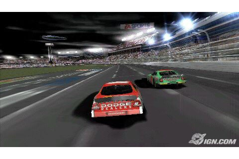 NASCAR 07 Progress Report - IGN