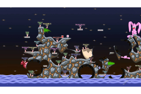 Worms World Party Remastered - Download Free Full Games ...