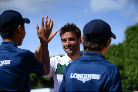 Longines Future Aces 2015 Uncovers Raw Talent