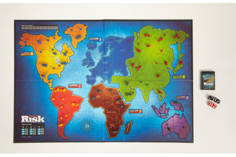 Amazon.com: Risk Game: Global Domination: Toys & Games