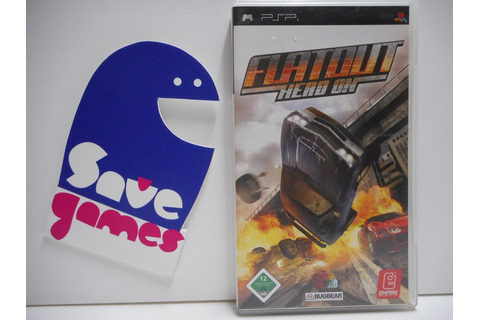 Flatout Head On - Save Games