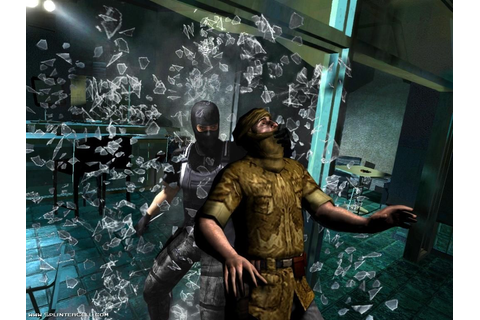 Tom Clancy's Splinter Cell Double Agent review | GamesRadar+