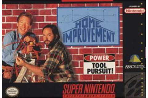 Home Improvement: Power Tool Pursuit! - Wikipedia