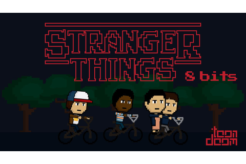 Stranger Things 8 bits - Toon Doom (spoiler alert) - YouTube
