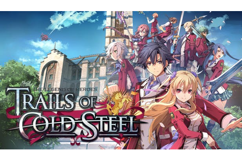 Buy The Legend of Heroes: Trails of Cold Steel from the ...