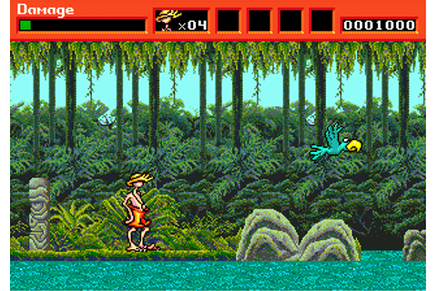 Play Greendog - The Beached Surfer Dude! Sega Genesis ...
