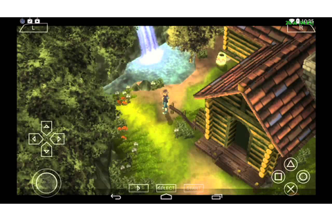 PPSSPP Emulator 0.9.8 for Android | Brave Story: New ...