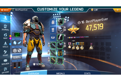 Shadowgun Legends - Android Apps on Google Play