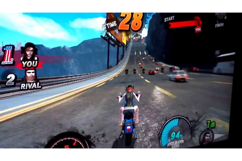 Harley Davidson: King Of The Road Video Arcade Game ...