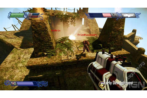 Nexuiz 2012 - Download Free Full Games | Arcade & Action games