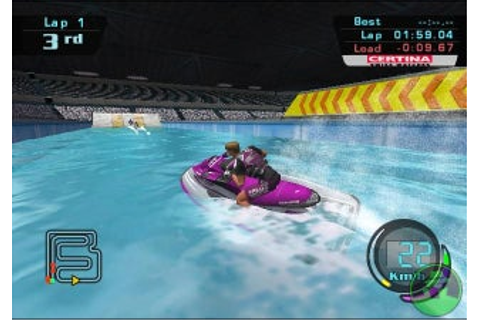 Splashdown (video game)
