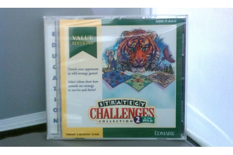 Strategy Challenges Collection 2 In the Wild Works Windows ...