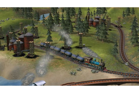 Sid Meier`S Railroads! - leadingmotorcycle