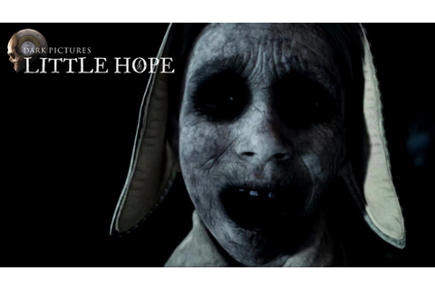The Dark Pictures Anthology Little Hope per la prima volta ...