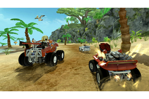 Beach Buggy Racing available to download at a discounted ...