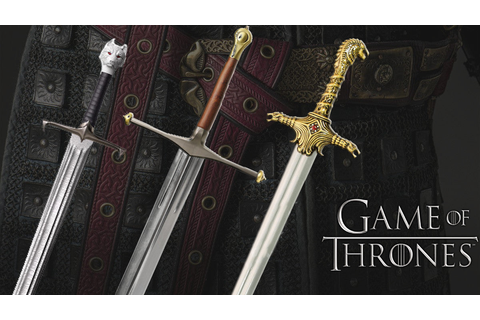 The Greatest Swords from Game Of Thrones - Silly Punter