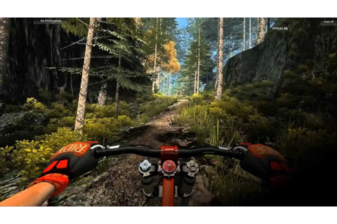 MTB Downhill Simulator » FREE DOWNLOAD | CRACKED-GAMES.ORG