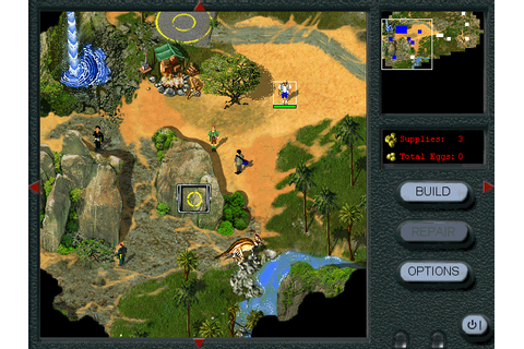Chaos Island: The Lost World - Jurassic Park Screenshots ...