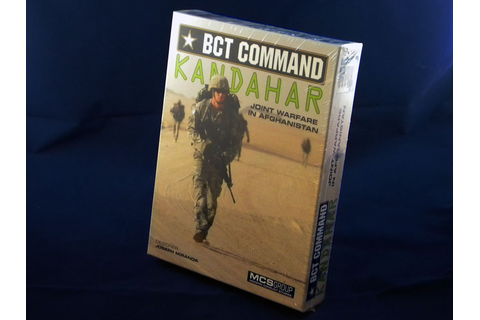 The Boardgaming Way BCT COMMAND: KANDAHAR - A Boardgaming ...