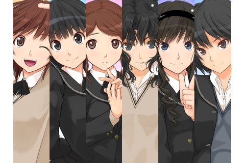 Amagami SS: Best Girl Wars – A Wandering Anime Blog