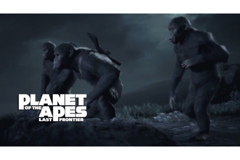 First Look: Planet Of The Apes Last Frontier Gameplay ...