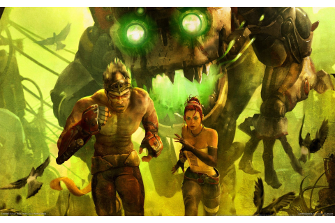 Enslaved: Odyssey To The West Full HD Wallpaper and ...